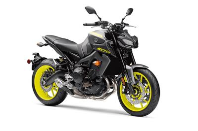 2021 Yamaha MT-09 SP|Motorcycles - Yamaha 5 Star
