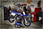 2018 Yamaha YZ65 - Lifestyle Blue