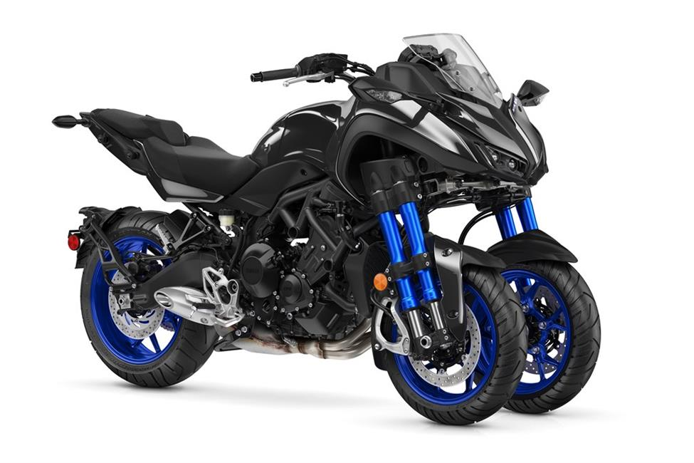 2019 Yamaha Niken Sport Touring Motorcycle Model Home