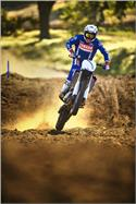 2019 Yamaha YZ450F - Action Blue
