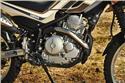 2019 Yamaha XT250 - Detail Sandy Beige