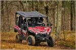 2019 Yamaha Wolverine X4 - Action Red
