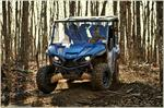 2019 Yamaha Wolverine X4 SE - Action Blue