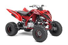 2019 Yamaha Raptor 700R SE - Studio Red