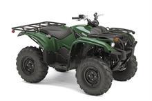 2019 Yamaha Kodiak 700 - Studio Green