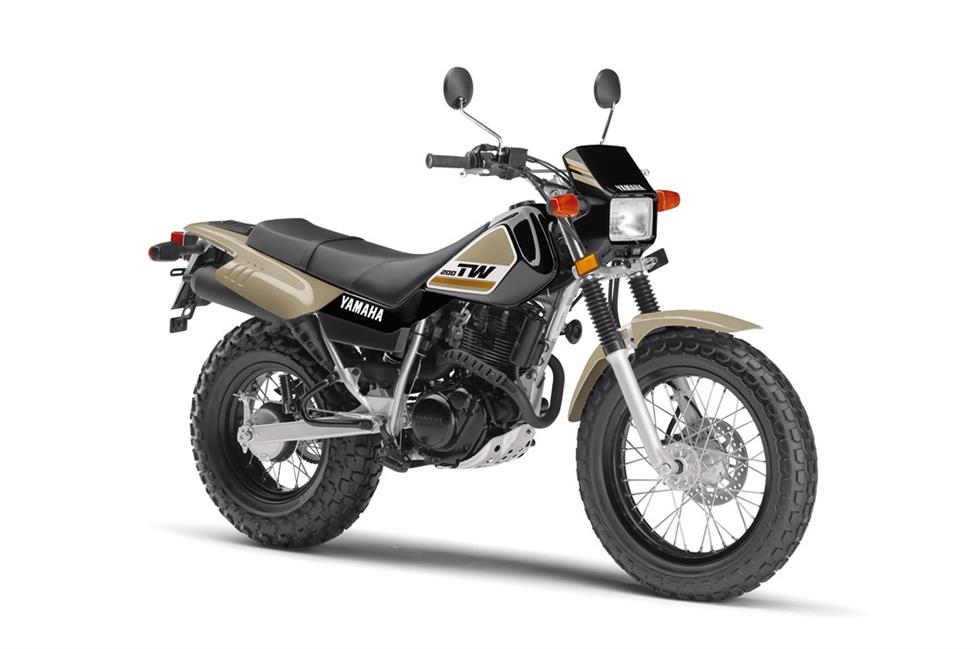 2019 Yamaha Tw200 Dual Sport Motorcycle Model Home