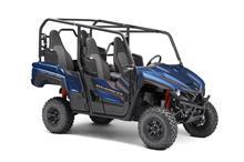 2019 Yamaha Wolverine X4 SE - Studio Blue