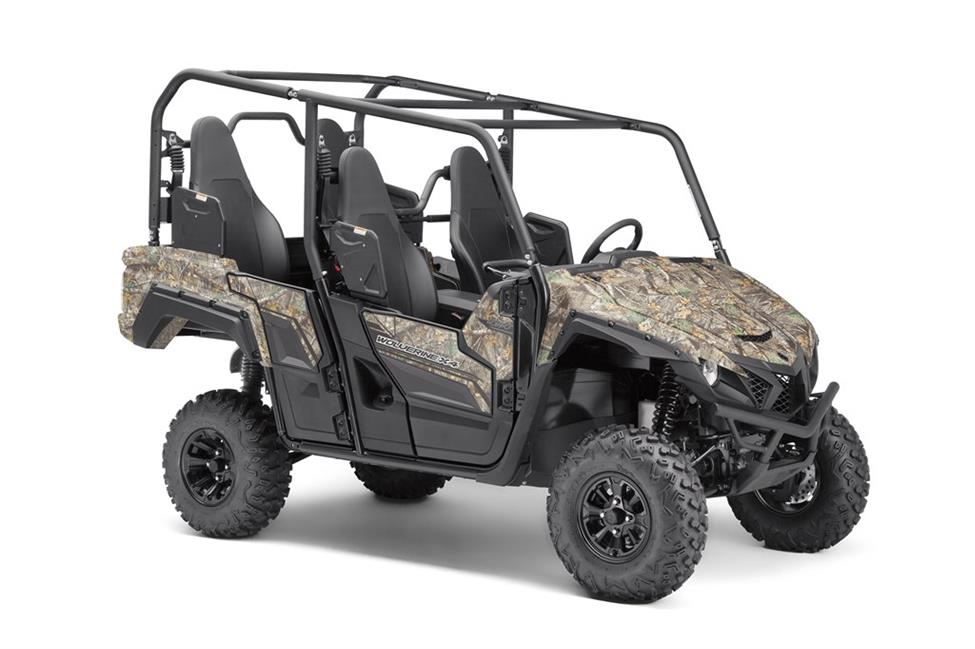 2019 Wolverine X4 Current Offers Highlight Image