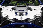 2019 Yamaha YXZ1000R SS SE - Detail White