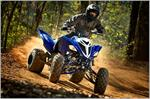 2019 Yamaha Raptor 700R - Action Blue