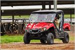 2019 Yamaha Viking EPS - Action Red