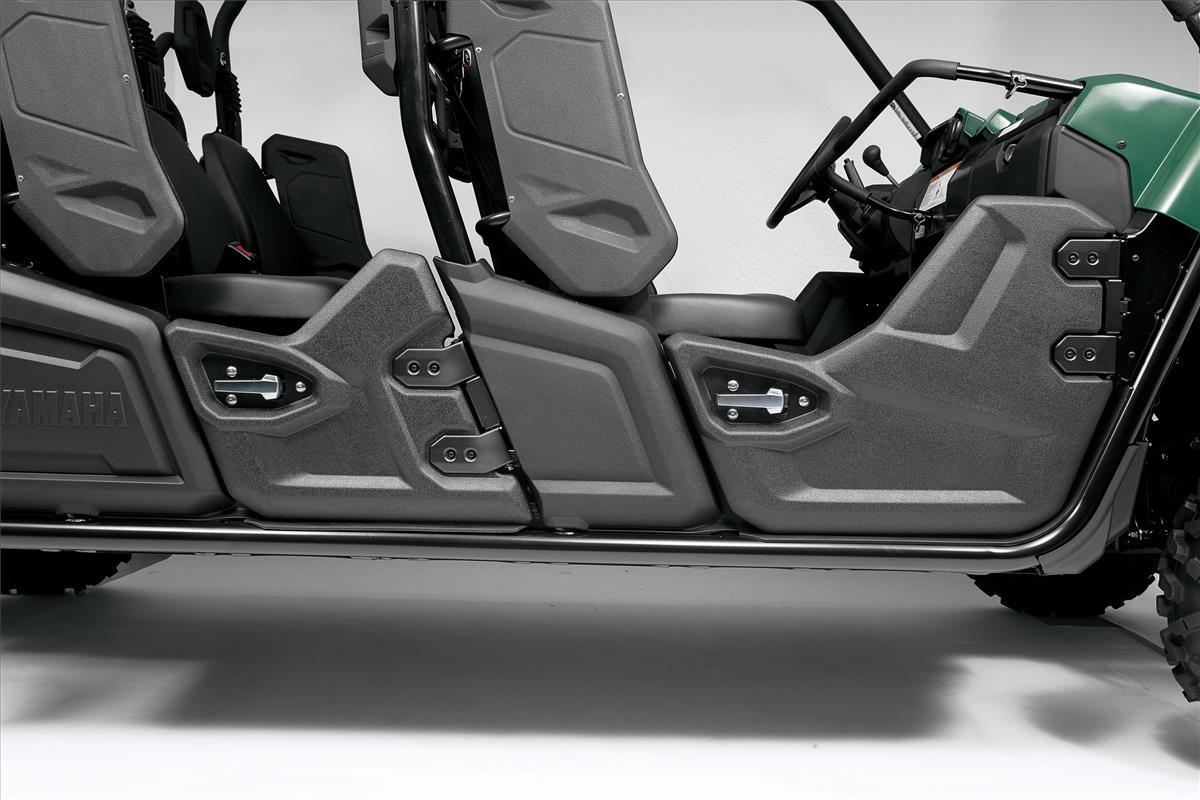 2019 Yamaha Viking VI EPS - Detail Green