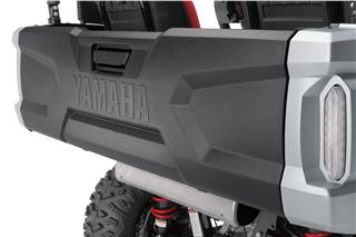 2019 Yamaha Wolverine X4 - Detail Silver