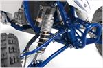 2019 Yamaha YFZ450R - Detail Blue