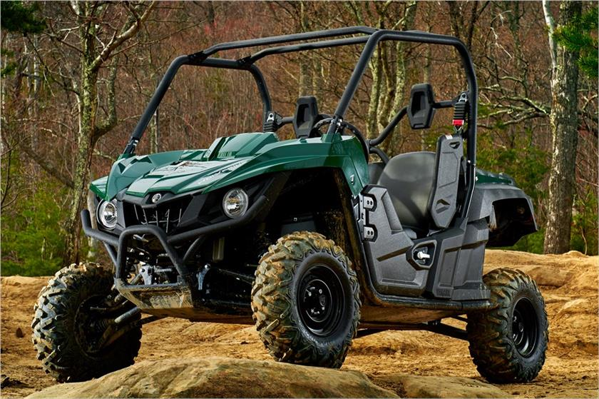 2018 yamaha wolverine recreation side by side photo picture. Black Bedroom Furniture Sets. Home Design Ideas