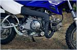 2019 Yamaha TT-R50E - Detail Blue