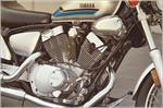 2019 Yamaha V Star 250 - Detail Silver
