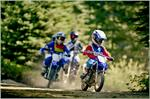 2019 Yamaha TT-R50E - Action Blue
