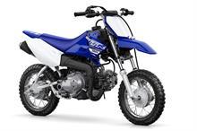 2019 Yamaha TT-R50E - Studio Blue