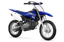 2019 Yamaha TT-R110E - Studio Blue