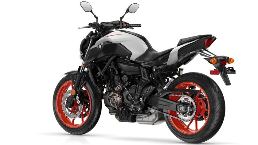 2019 yamaha mt 07 hyper naked motorcycle photo picture. Black Bedroom Furniture Sets. Home Design Ideas