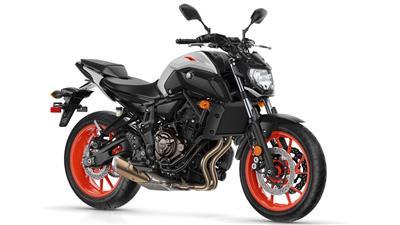2019 Yamaha MT-07 Hyper Naked Motorcycle - Model Home