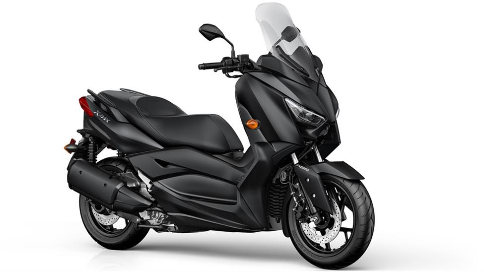 2019 Yamaha XMAX Scooter Motorcycle - Model Home