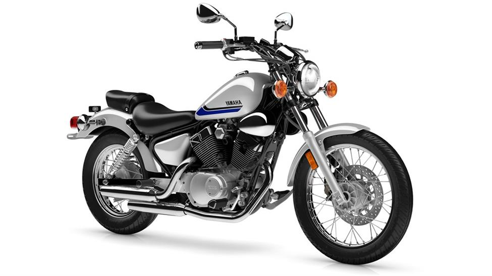 2019 Yamaha V Star 250 Sport Heritage Motorcycle - Model Home