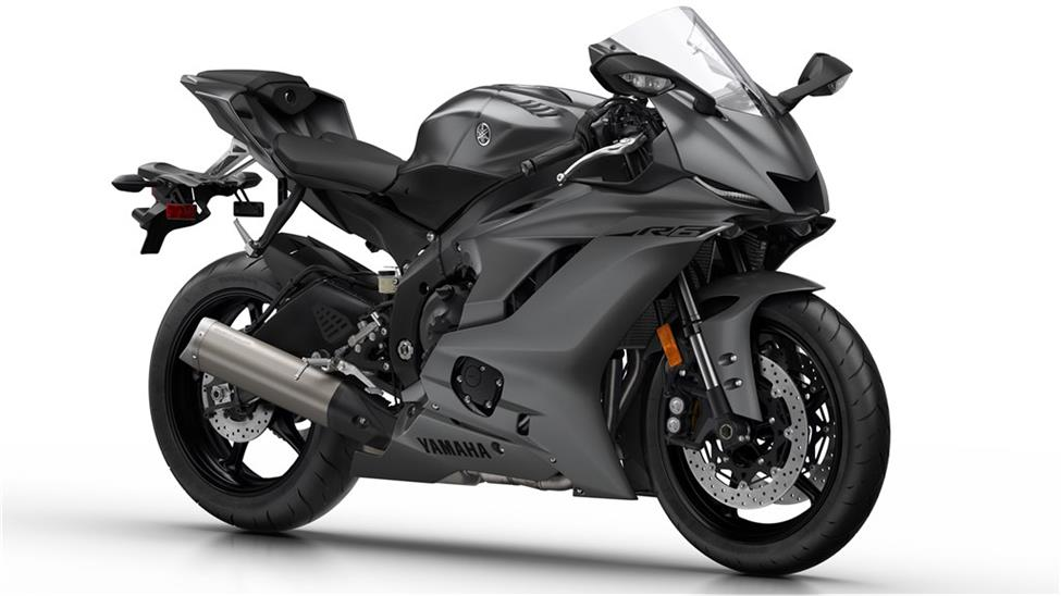 2019 Yamaha Yzf R6 Supersport Motorcycle Model Home