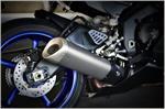 2019 Yamaha YZF-R6 - Detail Blue