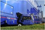 2007 Yamaha EF3000iSEB - Action Blue