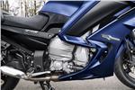 2019 Yamaha FJR1300ES - Detail Blue