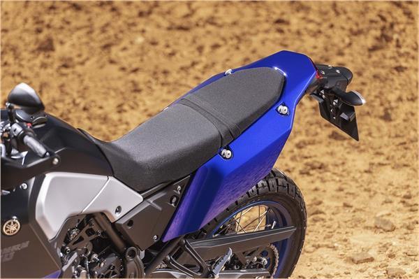 2021 Yamaha Ténéré 700 - Detail Blue