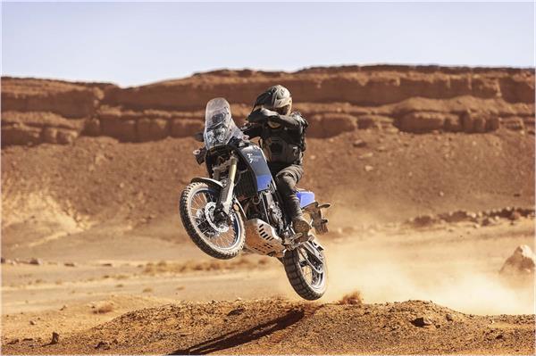 2021 Yamaha Ténéré 700 - Action Blue