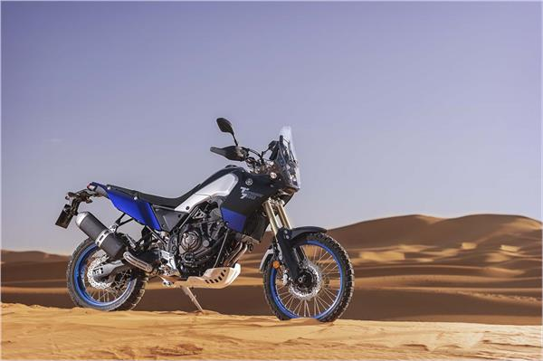 2021 Yamaha Ténéré 700 - Beauty Blue