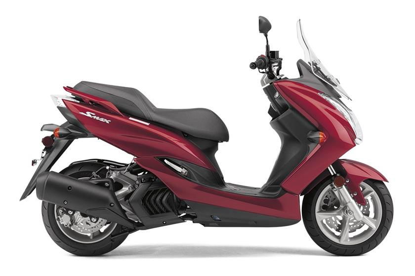 2020 Yamaha SMAX Scooter Motorcycle - Model Home