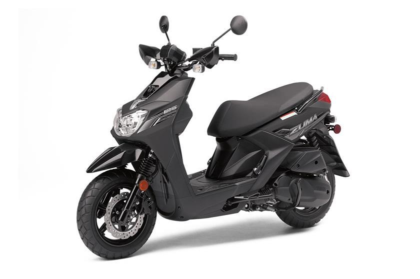2020 Yamaha Zuma 125 Scooter Motorcycle - Model Home