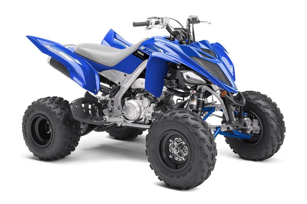 2020 Yamaha Raptor 700R Sport ATV - Model Home