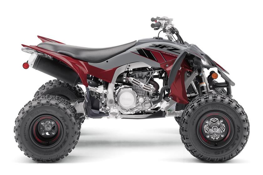 2020 Yamaha Yfz450r Se Sport Atv Model Home