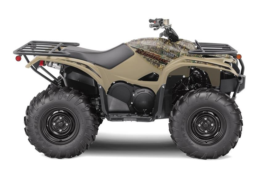 2020 Yamaha Kodiak 700 Utility ATV - Model Home