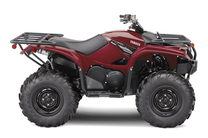 2020 Yamaha Kodiak 700 Utility Atv Model Home