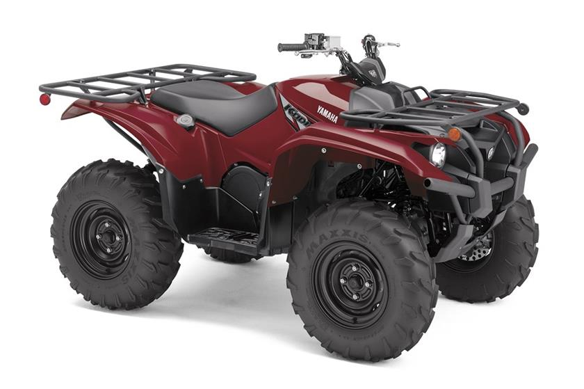 2020 Yamaha Kodiak 700 Utility ATV - Model Home