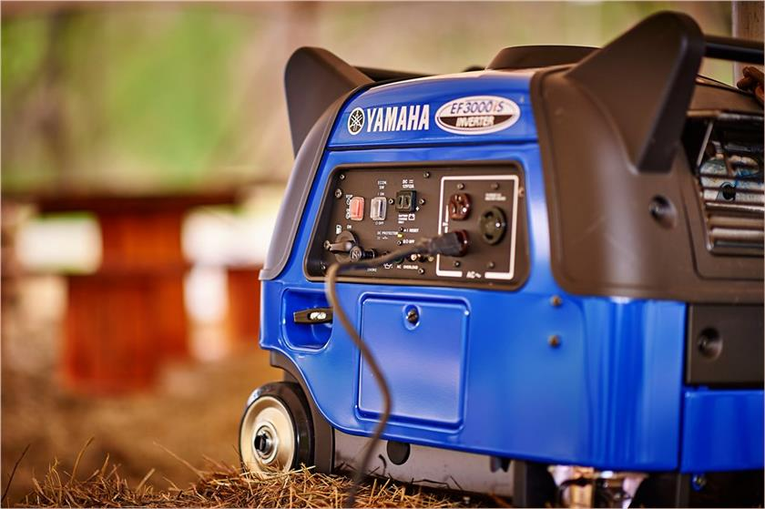 Yamaha EF3000iS Generator - Model Home