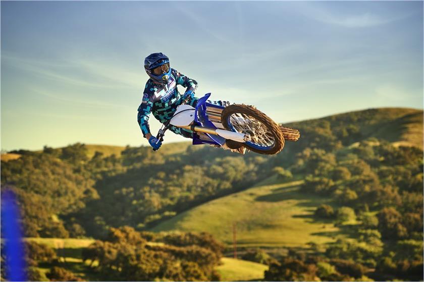 2020 Yamaha YZ250 Motocross Motorcycle - Model Home