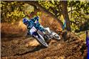 2020 Yamaha YZ250 - Action Blue