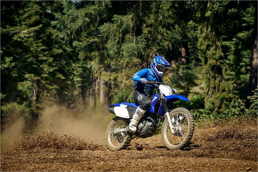 Magnificent 2020 Yamaha Tt R230 Trail Motorcycle Model Home Ibusinesslaw Wood Chair Design Ideas Ibusinesslaworg