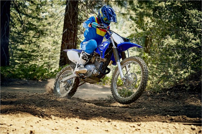 2020 Yamaha TT-R125LE Trail Motorcycle - Model Home