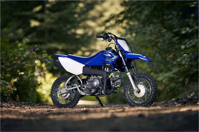 2020 Yamaha TT-R50E Trail Motorcycle - Model Home