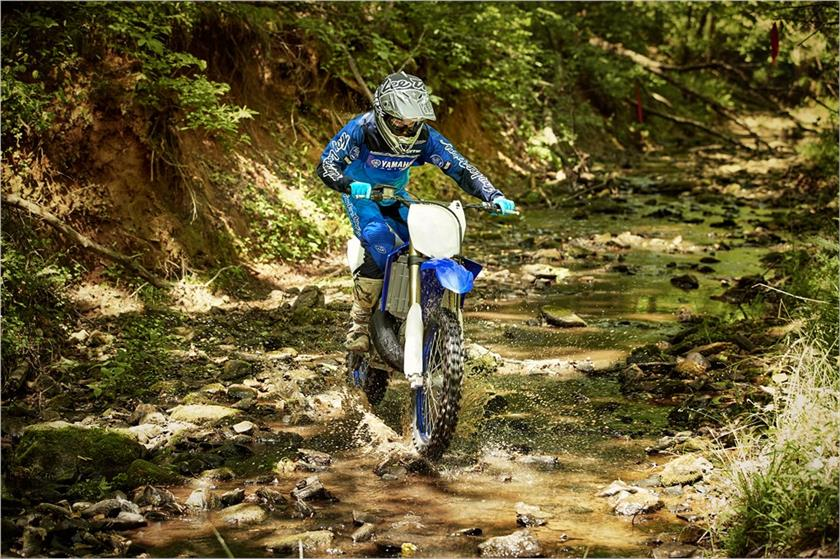 2020 Yamaha YZ250X Cross Country Motorcycle - Model Home