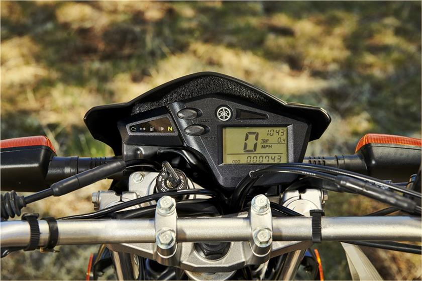 2020 Yamaha XT250 Dual Sport Motorcycle - Model Home